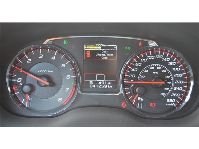 2018 Subaru WRX Sport (Stk: Z1483) in St.Catharines - Image 14 of 18