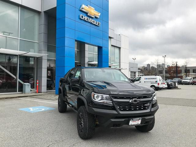2019 Chevrolet Colorado ZR2 (Stk: 9CL68240) in North Vancouver - Image 2 of 13