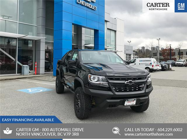 2019 Chevrolet Colorado ZR2 (Stk: 9CL68240) in North Vancouver - Image 1 of 13