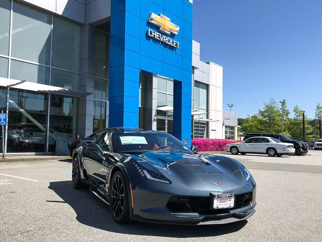 2019 Chevrolet Corvette Grand Sport (Stk: 9CV82430) in North Vancouver - Image 2 of 13