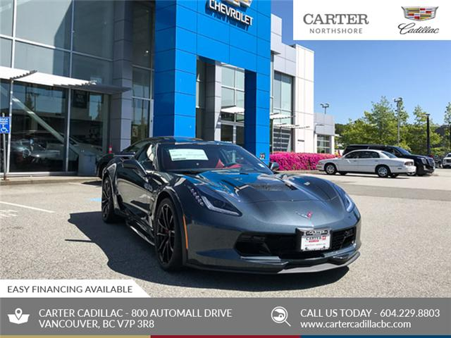 2019 Chevrolet Corvette Grand Sport (Stk: 9CV82430) in North Vancouver - Image 1 of 13