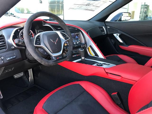 2019 Chevrolet Corvette Z06 (Stk: 9CV53740) in North Vancouver - Image 7 of 13