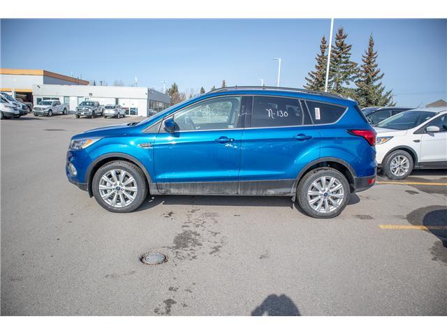 2019 Ford Escape SEL (Stk: K-610) in Okotoks - Image 2 of 5