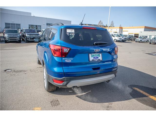 2019 Ford Escape SEL (Stk: K-610) in Okotoks - Image 3 of 5
