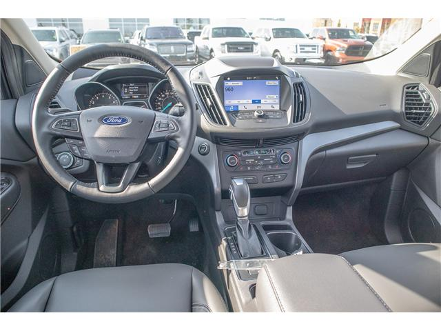 2019 Ford Escape SEL (Stk: K-610) in Okotoks - Image 4 of 5