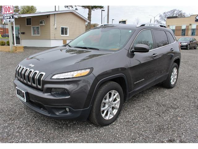 2016 Jeep Cherokee North (Stk: D0080) in Leamington - Image 3 of 28
