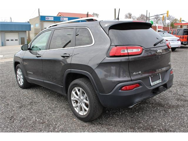 2016 Jeep Cherokee North (Stk: D0080) in Leamington - Image 5 of 28