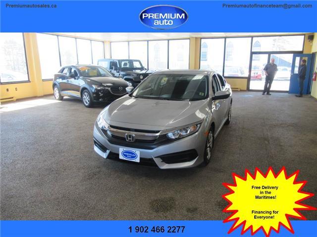 2017 Honda Civic LX (Stk: 005225) in Dartmouth - Image 1 of 22