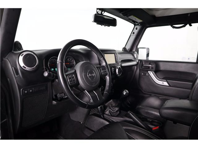 2014 Jeep Wrangler Unlimited Rubicon (Stk: P19-71) in Huntsville - Image 16 of 32
