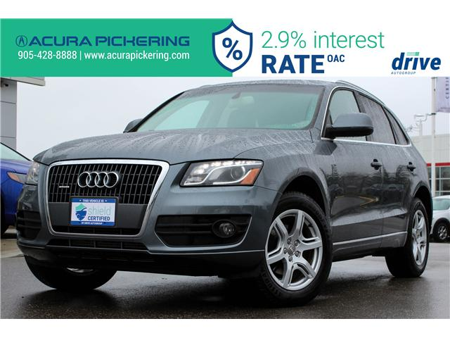 2012 Audi Q5 2.0T Premium (Stk: AP4832A) in Pickering - Image 1 of 31