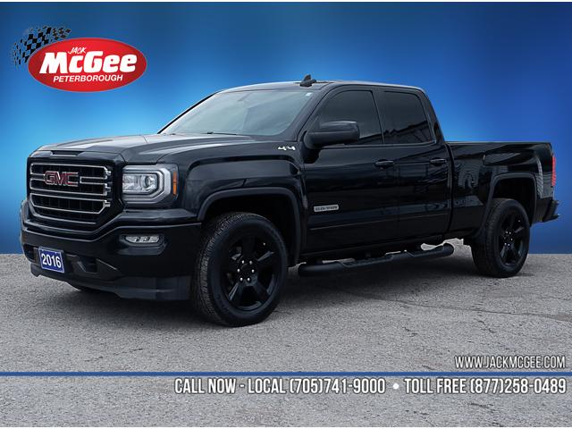 2016 GMC Sierra 1500 Base (Stk: 19206A) in Peterborough - Image 1 of 19