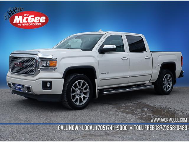 2015 GMC Sierra 1500 Denali (Stk: 19525A) in Peterborough - Image 1 of 19