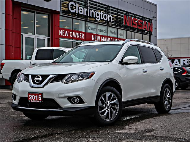 2015 Nissan Rogue SL (Stk: FC829140) in Bowmanville - Image 1 of 30