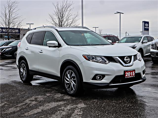 2015 Nissan Rogue SL (Stk: FC829140) in Bowmanville - Image 3 of 30