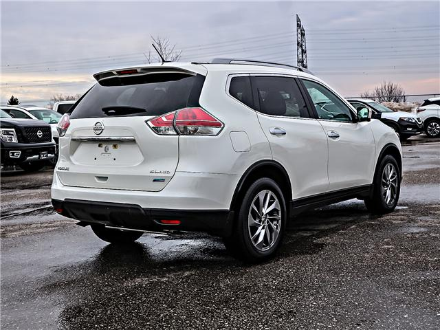 2015 Nissan Rogue SL (Stk: FC829140) in Bowmanville - Image 5 of 30