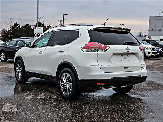 2015 Nissan Rogue SL (Stk: FC829140) in Bowmanville - Image 7 of 30