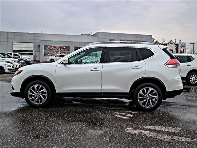 2015 Nissan Rogue SL (Stk: FC829140) in Bowmanville - Image 8 of 30