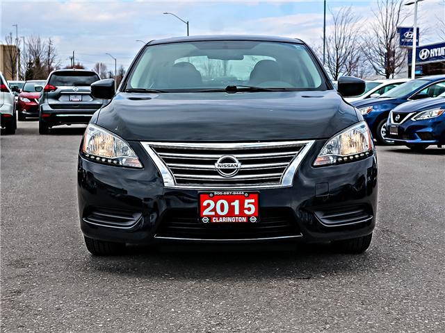 2015 Nissan Sentra 1.8 SV (Stk: FL633784) in Bowmanville - Image 2 of 25