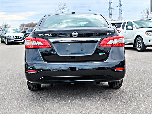 2015 Nissan Sentra 1.8 SV (Stk: FL633784) in Bowmanville - Image 6 of 25