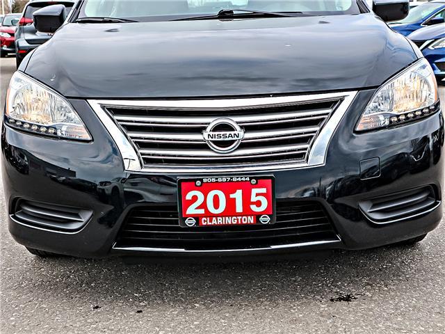 2015 Nissan Sentra 1.8 SV (Stk: FL633784) in Bowmanville - Image 9 of 25