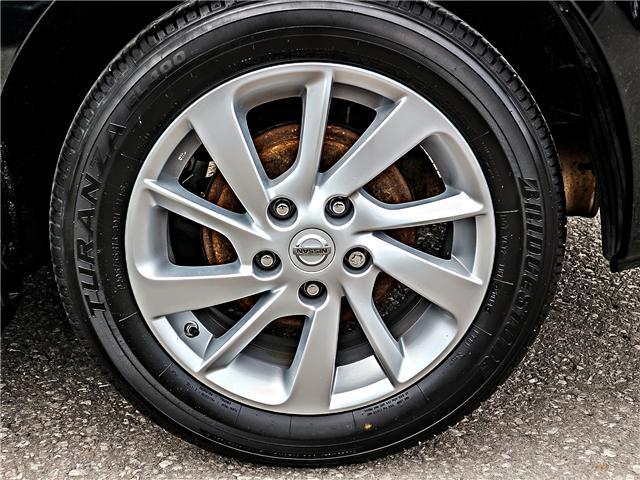 2015 Nissan Sentra 1.8 SV (Stk: FL633784) in Bowmanville - Image 12 of 25