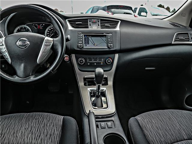 2015 Nissan Sentra 1.8 SV (Stk: FL633784) in Bowmanville - Image 17 of 25