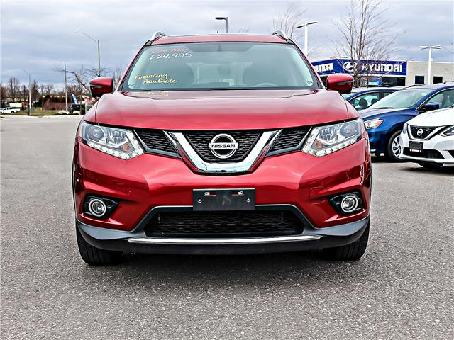 2016 Nissan Rogue SL Premium (Stk: GC766571) in Bowmanville - Image 2 of 28