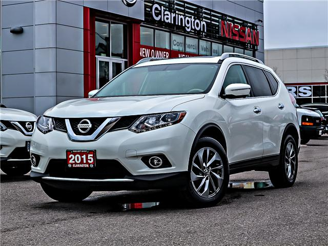 2015 Nissan Rogue SL (Stk: FC907494) in Bowmanville - Image 1 of 30