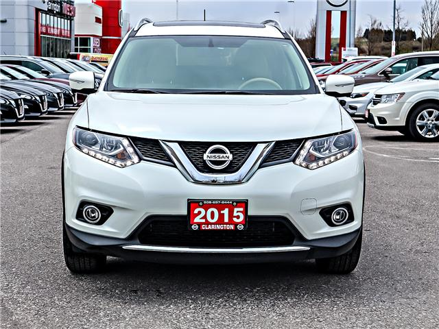 2015 Nissan Rogue SL (Stk: FC907494) in Bowmanville - Image 2 of 30