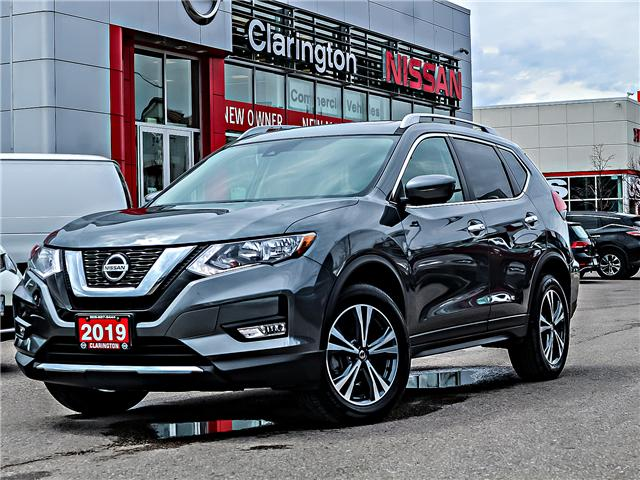 2019 Nissan Rogue SV (Stk: KC721322) in Bowmanville - Image 1 of 30