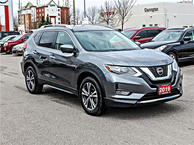 2019 Nissan Rogue SV (Stk: KC721322) in Bowmanville - Image 3 of 30