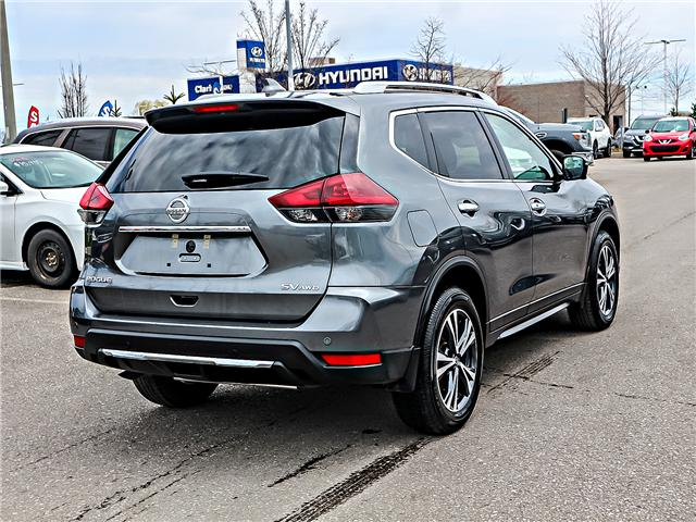 2019 Nissan Rogue SV (Stk: KC721322) in Bowmanville - Image 5 of 30