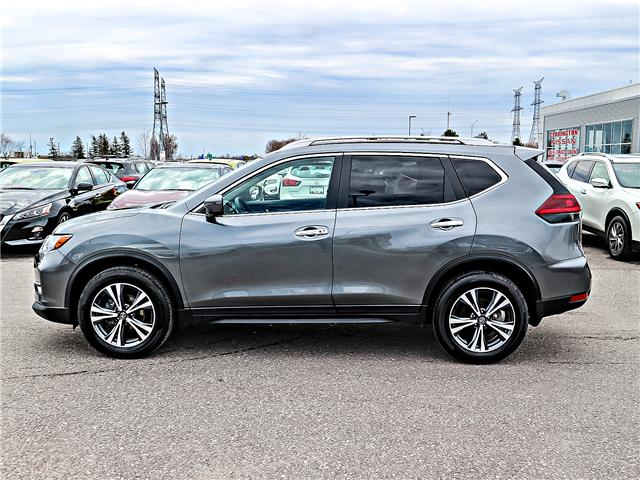 2019 Nissan Rogue SV (Stk: KC721322) in Bowmanville - Image 8 of 30