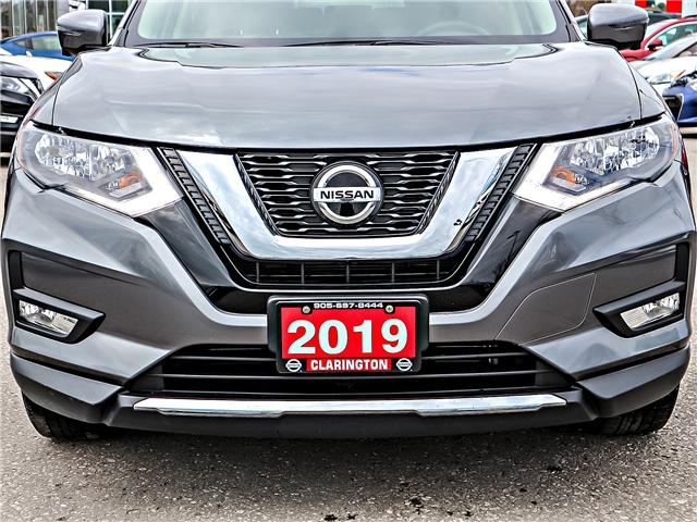 2019 Nissan Rogue SV (Stk: KC721322) in Bowmanville - Image 9 of 30