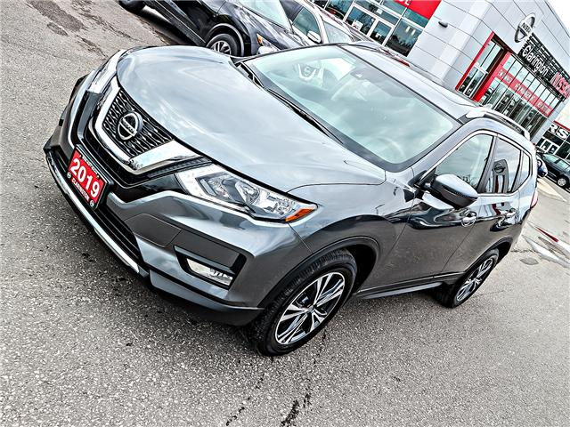 2019 Nissan Rogue SV (Stk: KC721322) in Bowmanville - Image 11 of 30