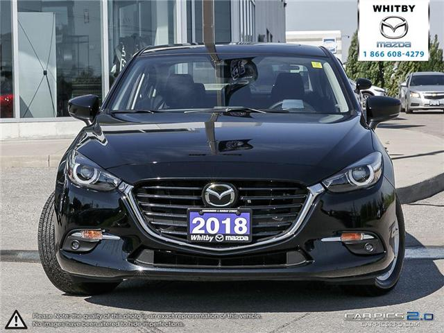 2018 Mazda Mazda3 GS (Stk: 180848A) in Whitby - Image 2 of 26
