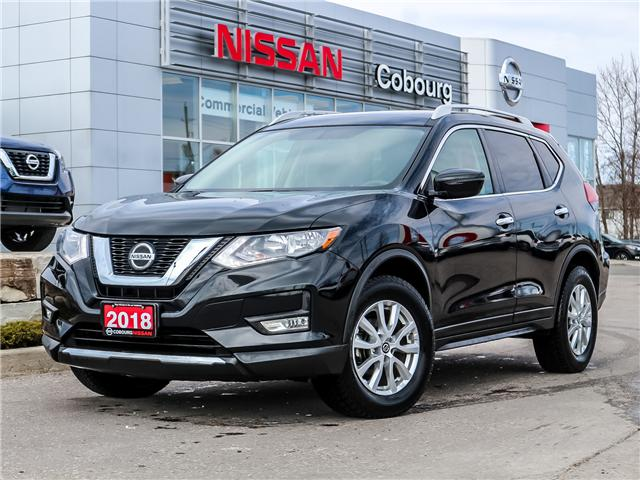 2018 Nissan Rogue SV (Stk: JC764590) in Cobourg - Image 1 of 31
