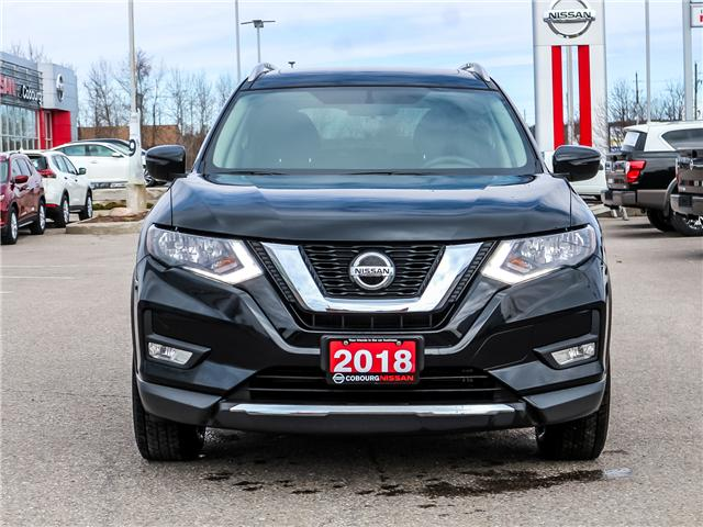 2018 Nissan Rogue SV (Stk: JC764590) in Cobourg - Image 2 of 31