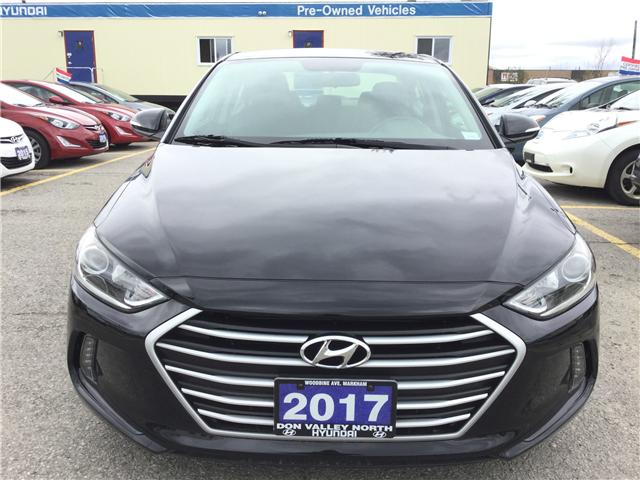 2017 Hyundai Elantra GL (Stk: 7689H) in Markham - Image 2 of 16
