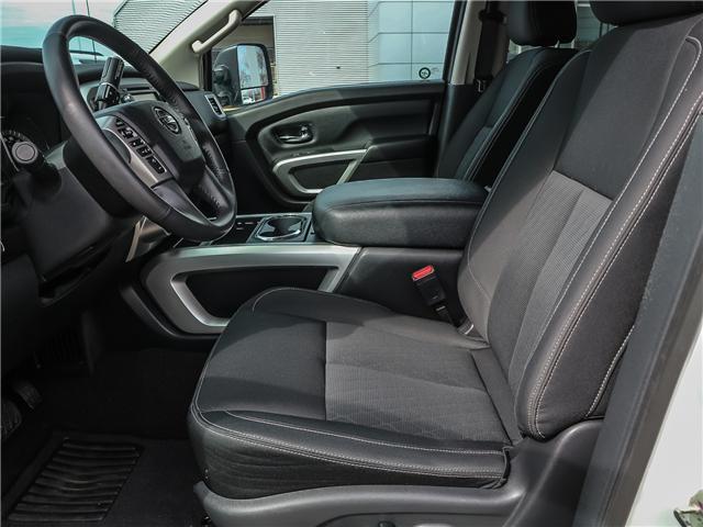 2017 Nissan Titan SV (Stk: HN534075) in Cobourg - Image 20 of 31