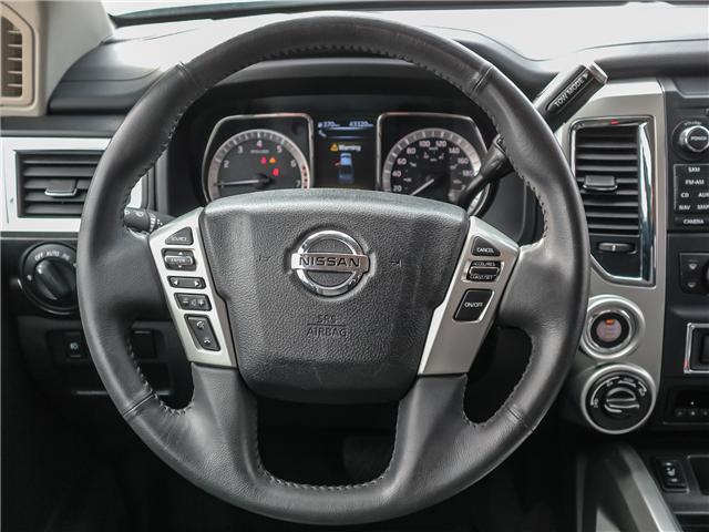 2017 Nissan Titan SV (Stk: HN534075) in Cobourg - Image 23 of 31