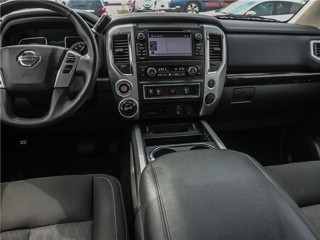 2017 Nissan Titan SV (Stk: HN534075) in Cobourg - Image 24 of 31