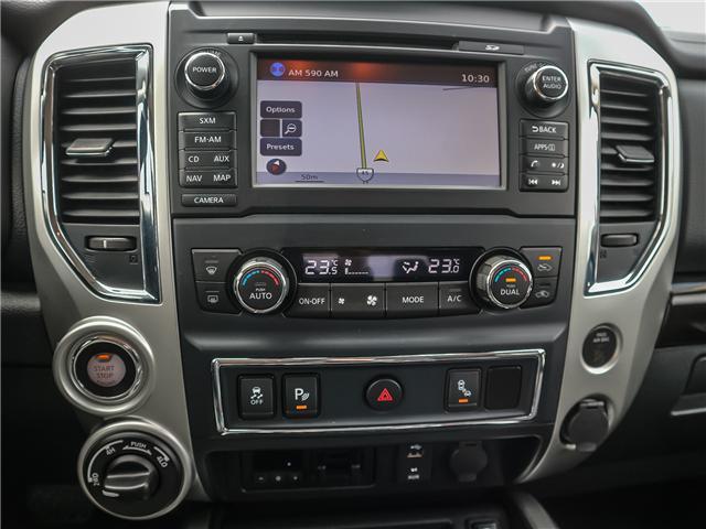 2017 Nissan Titan SV (Stk: HN534075) in Cobourg - Image 25 of 31