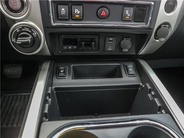 2017 Nissan Titan SV (Stk: HN534075) in Cobourg - Image 26 of 31