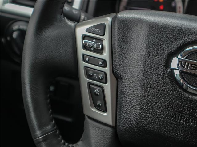 2017 Nissan Titan SV (Stk: HN534075) in Cobourg - Image 28 of 31