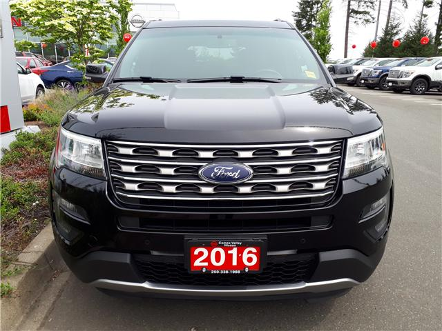 2016 Ford Explorer XLT (Stk: 8T5406A) in Courtenay - Image 2 of 9