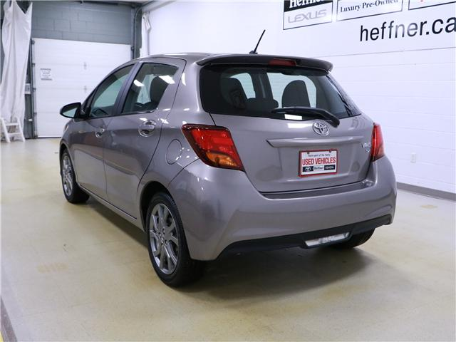 2015 Toyota Yaris SE (Stk: 195326) in Kitchener - Image 2 of 27