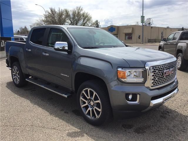 2019 GMC Canyon Denali (Stk: 201548) in Brooks - Image 1 of 20