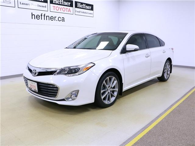 2015 Toyota Avalon XLE (Stk: 195366) in Kitchener - Image 1 of 31