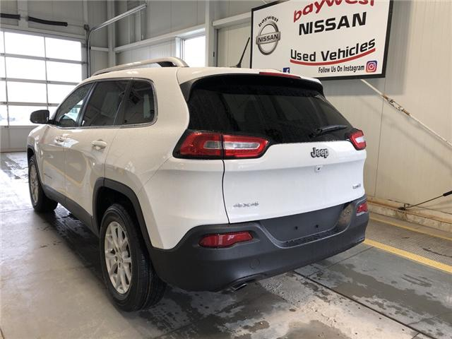 2015 Jeep Cherokee North (Stk: 19129A) in Owen Sound - Image 3 of 10